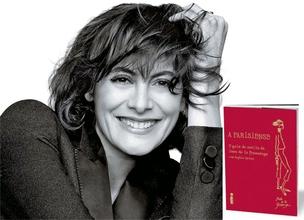 COMO SER UMA PARISIENSE Inès de la Fressange e seu livro, A parisiense. Ela diz como simplificar com classe (Foto: PRNewsfoto)