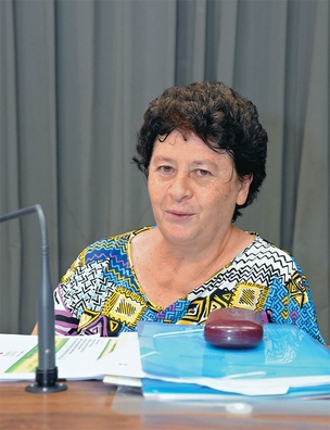 TRABALHO SOCIAL A ex-deputada  Irma Passoni. Os documentos de prestação de contas de seu instituto foram encontrados  (Foto: Marcia Yamamoto/Alesp     )