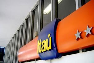 Agência Itaú (Foto: Reprodução Internet)