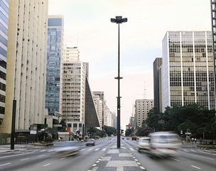São Paulo Cidades Paulista Trânsito (Foto: Shutterstock)