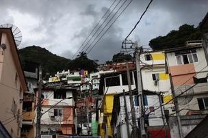 Favela Rio de Janeiro Santa Marta Violência UPP Pacificação (Foto: Getty Images)