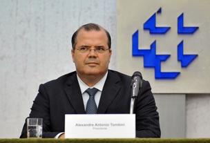 Alexandre Tombini (Foto: Fabio Rodrigues Pozzebom/ABr)