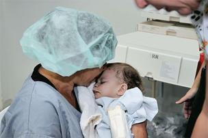 Operação Sorriso Brasil    (Foto: Philipe Medeiros)