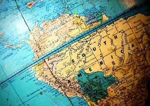 América Latina (Foto: Reprodução Internet)