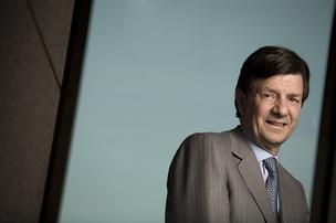 Roberto Egydio Setubal presidente do Itaú Unibanco (Foto: Editora Globo)