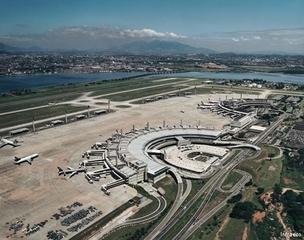 Aeroporto de Galeão (Foto: Infraero/Divulgação)