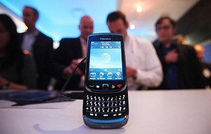 Smartphone Blackberry (Foto: Getty Images)
