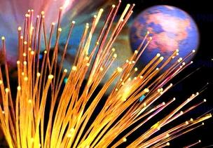 Cabo de fibra ótica Banda larga (Foto: Shutterstock)