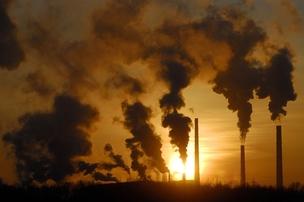 Poluição Efeito estufa Meio ambiente Mudança climática (Foto: Getty Images)