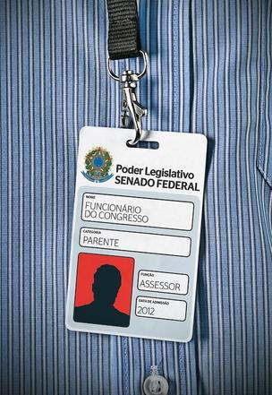 Congresso Nacional (Foto: Montagem de Alexandre Lucas sobre foto Shutterstock)