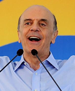 José Serra (Foto: Fabio Rodrigues Pozzebom/ABr)