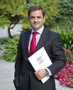 Iñigo Saénz de Miera, diretor-geral da Fundação Botín: por uma América Latina melhor e mais justa (Foto: Divulgação)