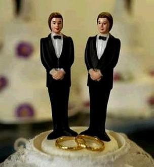 Gays (Foto: Internet/Reprodução)