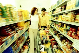 Varejo Supermercado Consumo Consumidor Compra (Foto: Shutterstock)