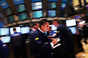 Bolsa de Nova York Economia dos EUA (Foto: Getty Images)