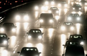 Trânsito estrada  (Foto: Getty Images)