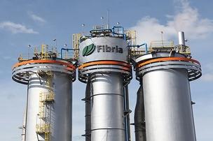 Fábrica da Fibria (Foto: Divulgação)
