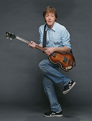 QUANTA ENERGIA O m&#250;sico Paul McCartney em 2010.  Em seu novo show, ele apresenta  30 m&#250;sicas em tr&#234;s horas  e meia de espet&#225;culo (Foto: MJ KIM)