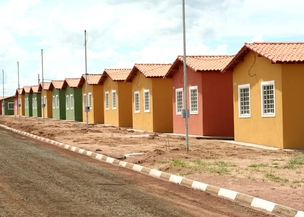 Construção de moradia popular Habitação Crédito imobiliário (Foto: Divulgação)