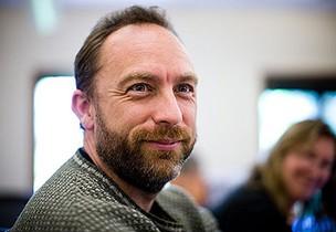 Jimmy Wales, fundador da Wikipedia (Foto: Wikimedia Commons)