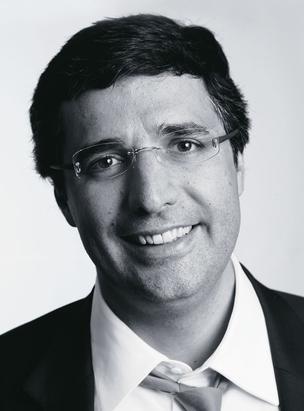 """BILIONÁRIO O banqueiro André Esteves, fotografado no dia em que as ações do BTG Pactual começaram a ser vendidas na Bolsa. """"O empreendedor não pode se abater com as adversidades"""", diz ele (Foto: Marcio Scavone )"""
