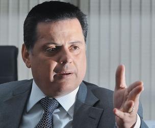 NOVA DENÚNCIA O governador de Goiás, Marconi Perillo. Alvo de suspeitas por ligações com Cachoeira e de receber propina, ele pediu para ser investigado pela Procuradoria-Geral da República (Foto: Marcelo Ferreira/CB/D.A Press)