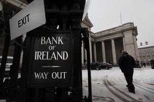 Irlanda; Banco da Irlanda, Economia da Irlanda (Foto: Getty Images)