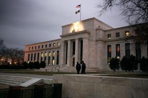 Prédio do Federal Reserve Fed (Foto: Getty Images)