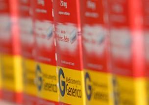 Medicamento genérico (Foto: Agência Brasil)