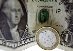 Dólar e Euro (Foto: Joel Saget)
