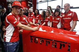 Ferrari (Foto: EFE)
