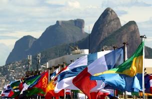 Rio+20; Rio de Janeiro (Foto: Agência EFE)