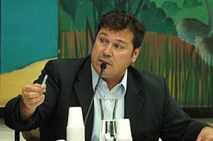 Aurélio Miguel, na Câmara Municipal de São Paulo (Foto: Facebook)
