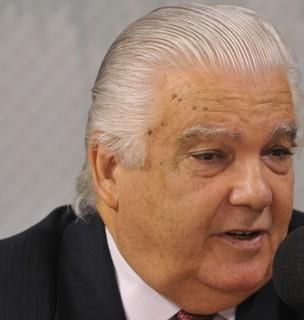 Marco Antonio Raupp ministro da Ciência e Tecnologia e Inovação (Foto: Antônio Cruz/ Agência Brasil)