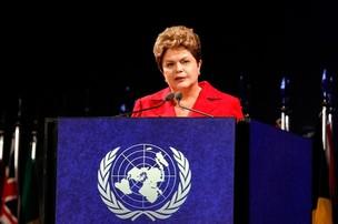 Dilma Rousseff (Foto: Roberto Stuckert Filho / PR)