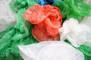 Sacolas plásticas (Foto: Shutterstock)