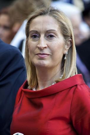 Ministra espanhola de Desenvolvimento, Ana Pastor (Foto: Getty Images)