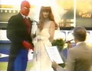 Casamento do Homem-Aranha (Foto: Reprodução / Internet)