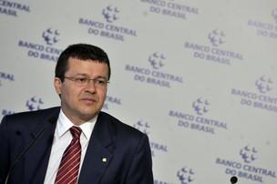 Carlos Hamilton Araújo diretor de Política Econômica do Banco Central (Foto: Marcello Casal Jr/ Agência Brasil)