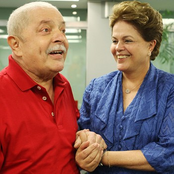 Lula e Dilma (Foto: Ricardo Stuckert/Instituto Lula)