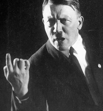 Adolf Hitler (Foto: Heinrich Hoffmann)