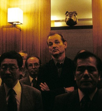 """No filme """"Lost in Translation"""", o personagem de Bill Murray<br/>passa por apuros em um país com cultura e idioma<br/>totalmente diferentes dos seus (Foto: Divulgação)"""