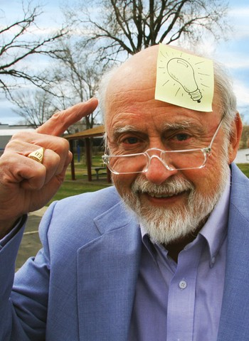Art Fry, inventor do Post-it (Foto: Divulgação)