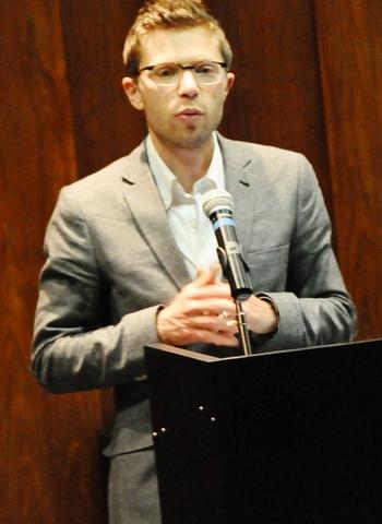 Jonah Lehrer: para estimular a criatividade, é muito importante saber aceitar fracassos (Foto: Sylvia Gosztonyi )