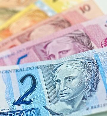 Real Banco Central do Brasil (Foto: Shutterstock)