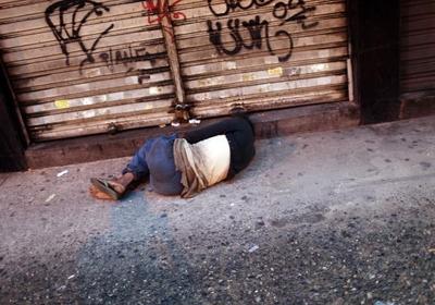 Morador de rua no Rio de Janeiro: países ricos estão repassando menos para os pobres (Foto: Getty Images)