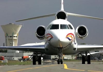 Avião produzido pela Dassault Aviation (Foto: Divulgação)