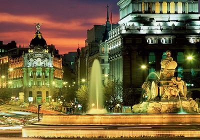 Madri Madrid Espanha (Foto: Shutterstock)
