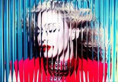 Madonna - MDNA (Foto: Divulgação)