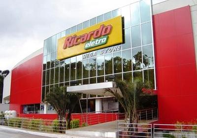 Loja da rede de varejo Ricardo Eletro, que uniu-se à Insinuante para formar a Máquina de Vendas (Foto: Divulgação)